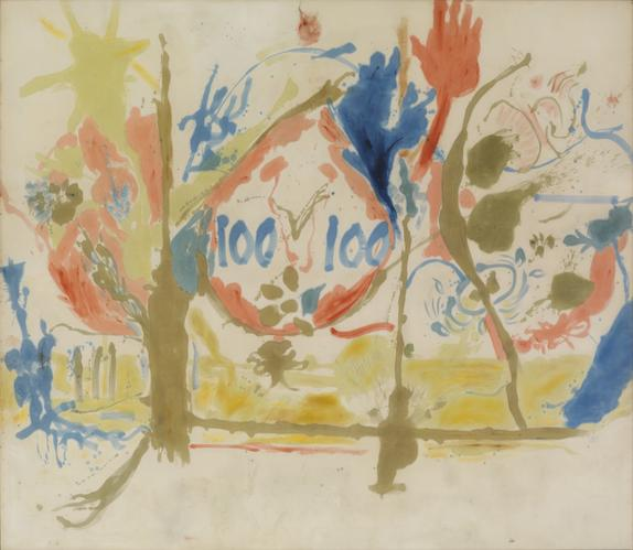 Paintings - Artworks - Helen Frankenthaler Foundation